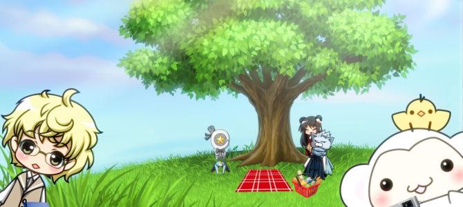 2018/06/04 みんなでピクニックもん☆【とりさるモンの思い出日記】