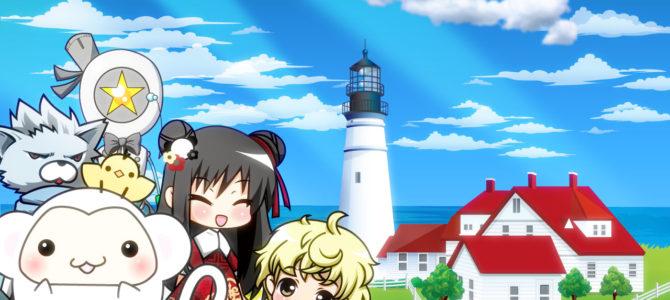 2018/05/07 灯台の岬に行ってきたもん!【とりさるモンの思い出日記】