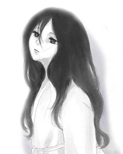 幽霊玲子さん