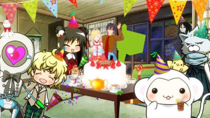 2019年誕生日パーティー